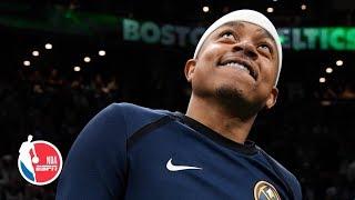 Celtics honor Isaiah Thomas with tribute video | NBA on ESPN
