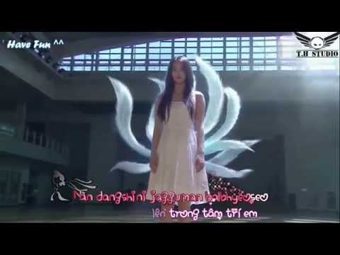 [ Vietsub + Kara ] Fox Rain - Lee Sun Hee ( My Girlfriend Is A Gumiho OST )