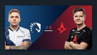 CS:GO - Team Liquid vs. Astralis [Dust2] Map 4 - GRAND FINAL - ESL Pro League Odense Finals 2018 - YouTube