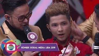 Ek Ek Ek Eeeekkk!! Jirayut Terpilih Sebagai Host Terfavorit | Konser Sosmed 2019