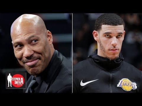LaVar Ball's mouth is going get Lonzo traded from the Lakers | Stephen A. Smith Show