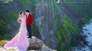 Clip cưới flycam ở Lý Sơn đẹp ngỡ ngàng của cặp đôi Sài Thành.