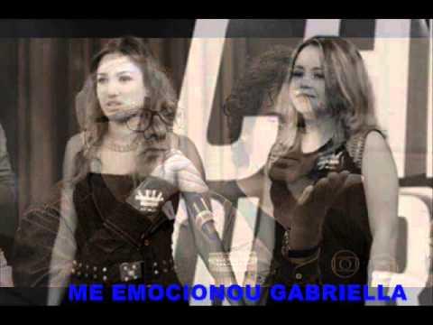 Gabriella Matos canta com Jota Quest o sucesso 'Mandou Bem
