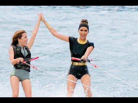 Baixar L'été Indien | Entrée en ski nautique de Julie Snyder et Céline Dion