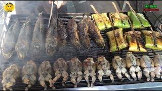 Asian street food, street food around the world, Fast Food Street Videos #137