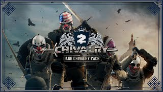 PAYDAY 2: Gage Chivalry Pack Trailer