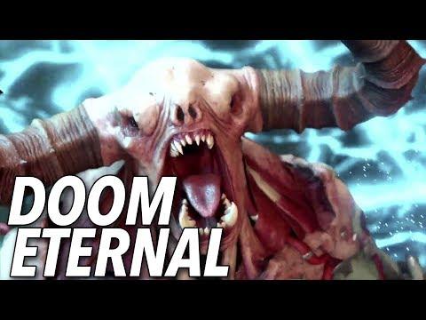 Doom Eternal Gameplay | E3 2019