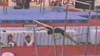 Oksana Chusovitina 1991 Worlds Team Optional UB