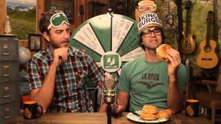 Unblindfolded Blind Burger Challenge