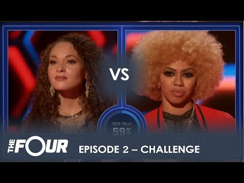 Chyenne vs Lex: Pop vs. Hip-hop Battle And Zhavia Is NOT HAPPY With The Result! | S1E2 | The Four