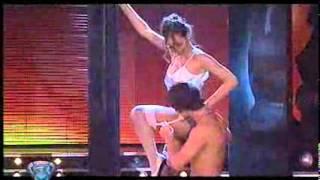 """Showmatch 2008 - Pampita interpretó """"Nueve semanas y media"""""""""""""""