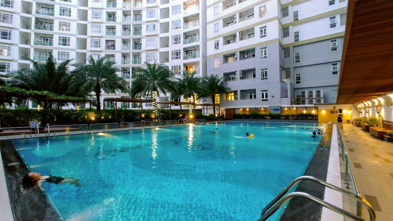Bán căn hộ Him Lam Riverside - 102.7m2 (2PN + 3WC) - tầng cao yên tĩnh - đầy đủ nội thất video