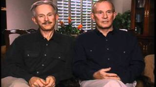 """Smothers Brothers on the cancellation of """"The Smothers Brothers Comedy Hour"""" - EMMYTVLEGENDS.ORG"""