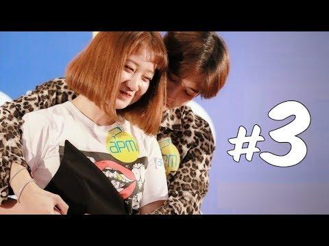 Jackson being adorable with girls #3 (JACKSON WANG, GOT7)