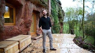 Ovaj čovjek je napravio kuću u 700 godina staroj pećini. Kada vidite unutrašnjost, ostat ćete bez teksta!