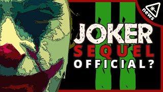 Is the Joker Sequel Confirmed or Not?!? (Nerdist News w/ Dan Casey)