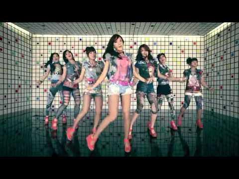 T-ARA - ROUND AND ROUND MV