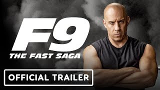 F9: Fast & Furious 9 - Official Trailer (2020) Vin Diesel, John Cena