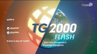 TG2000, 21 settembre 2021 - Ore 8.30