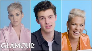 Katy Perry, Pink, Shawn Mendes and More: Best Reactions to Fan Covers on YouTube | Glamour