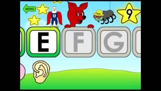 Loo Loo's Alphabet Matching Game Promo #2