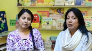 Immigrant Entrepreneurs Gladys Ruiz and Elizabeth Rodriguez of Little Children Schoolhouse