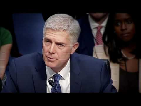 National - Only the Law: Judge Neil Gorsuch, Supreme Court Nominee