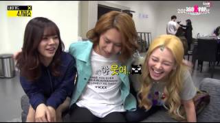 [Vietsub] 150421 Mnet Naked 4Show Heechul with SNSD [SoShiTeam]