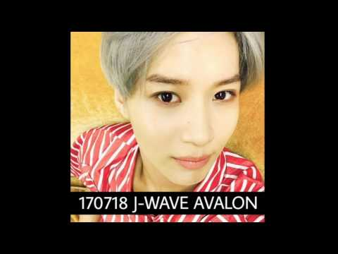 170718 Radio Taemin talk cut~AVALON