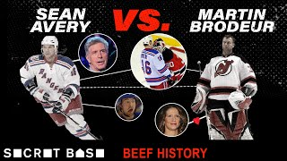 The NHL beef that involved an affair,