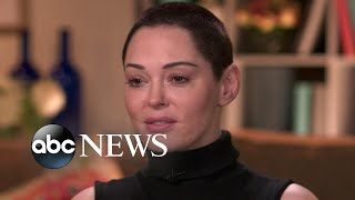 Rose McGowan and other alleged victims of Harvey Weinstein react to arrest