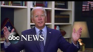 Trump blasts Biden for comments about Black community | WNT