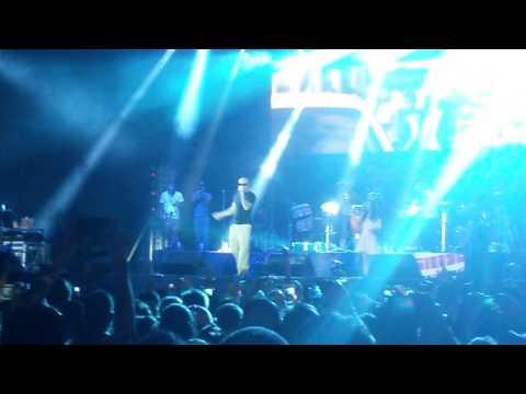 Calle 13 - Adentro en vivo Pedregal Costa Rica