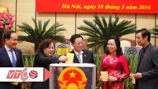 Hà Nội có 3 phó chủ tịch UBND mới | VTC