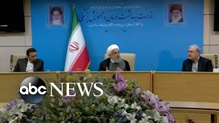 Iran calls US sanctions 'outrageous and idiotic'