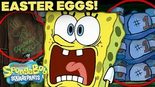 EVEN MORE SpongeBob Easter Eggs You Probably Never Noticed 🥚 Part 3