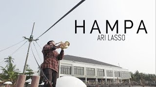 Hampa ( Ari Lasso ) - Alto Saxophone Cover by Desmond Amos ( 4K Video )