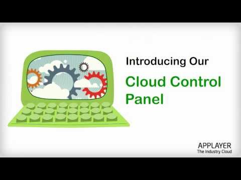 Cloud Control Panel