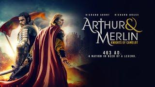 ARTHUR & MERLIN KNIGHTS OF CAMELOT Official Trailer (2020)