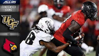 Central Florida vs. Louisville Condensed Game | 2021 ACC Football