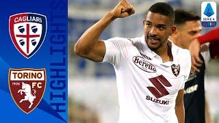 Cagliari 0-1 Torino | Bremer's Late Strike Hands Torino Crucial Away Win | Serie A TIM