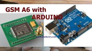Arduino with: SIM800L GPRS GSM Module sending an SMS - David Watts