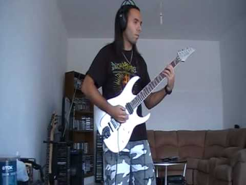 Theatre Of Tragedy - Silence  (Guitar Study/Cover by Timmy Toskas 2010)