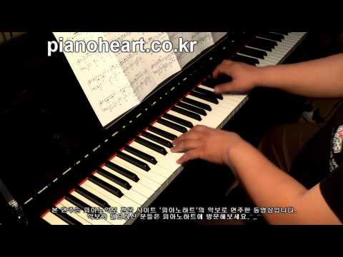 규현(Kyuhyun) - 광화문에서(At Gwanghwamun) 피아노 연주