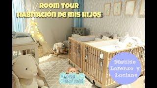 La Aventura de Crecer Juntos Capítulo 12 - Room Tour!! Habitación del bebé