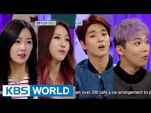 Hello Counselor - Lee Hongki, Choi Jonghoon, Subin & Jiyul (2015.05.11)