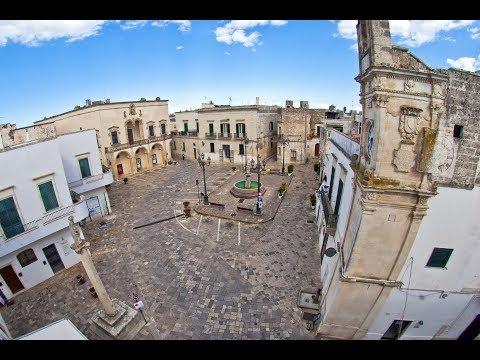 Ville de Corigliano d'Otranto