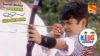 Tapu Is On An Adventure | Tapu Sena Special | Taarak Mehta Ka Ooltah Chashmah