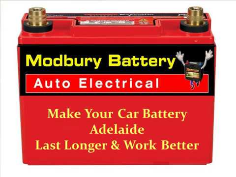 Make Your Car Battery Adelaide Last Longer & Work Better