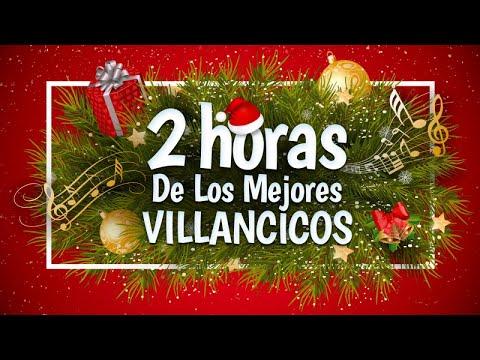 2 horas de los mejores villancicos - ¡Feliz Navidad!